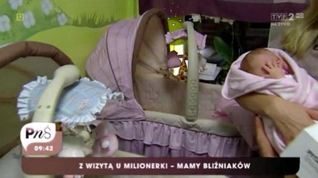 Izabella Łukomska-Pyżalska pokazała nowo narodzone bliźnięta