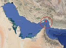 Teheran grozi blokadą cieśniny Ormuz. Cena paliw może wzrosnąć