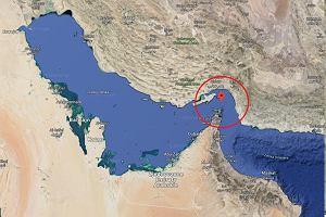 Teheran znów grozi blokadą cieśniny Ormuz. To przez nią przepływa jedna trzecia ropy na świecie