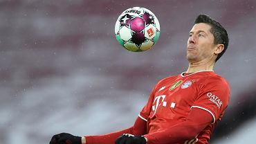 Lewandowski tylko siedem goli od wyczynu Fischera. Legenda zachwycona Polakiem