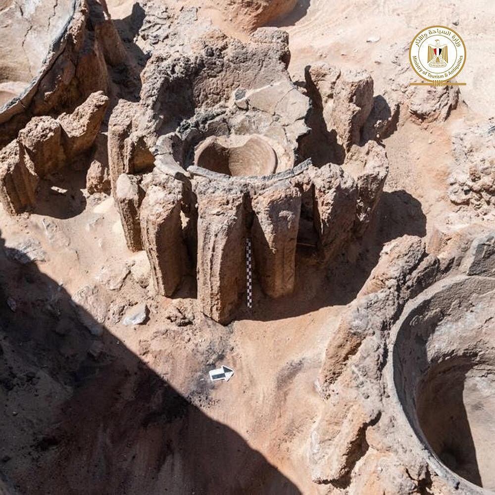 Masowa produkcja piwa pięć tysięcy lat temu. W Egipcie odkryto najstarszy browar