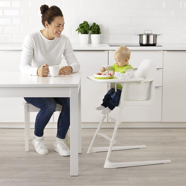 Jakie krzesełko do karmienia dziecka wybrać?