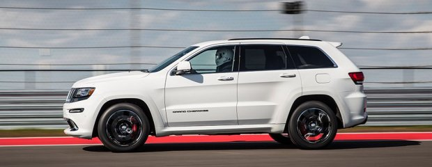 Jeep Grand Cherokee SRT 2015