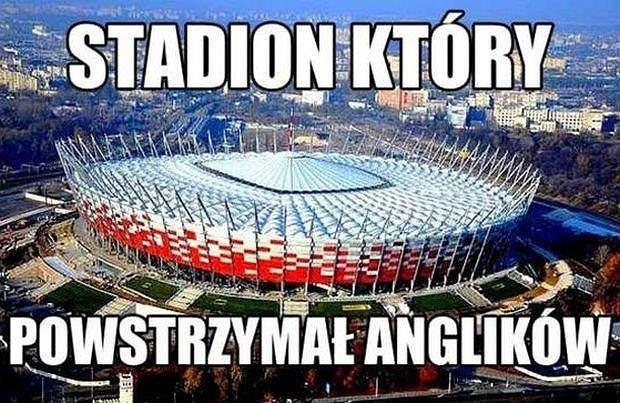 Stadion, który zatrzymał Anglię