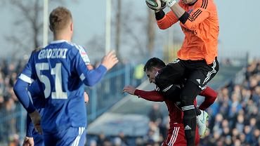 Rok temu na inaugurację piłkarskiej wiosny Ruch Chorzów ograł Piasta Gliwice (2:0)