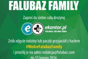 Zrób fajne zdjęcie, wstąp do rodziny Falubazu