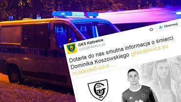 W Katowicach zamordowano byłego piłkarza GKS-u