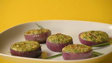 omlet cebula