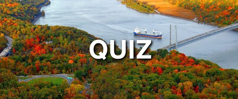 Przed wami trudny quiz geograficzny, w którym pytamy o rzeki świata
