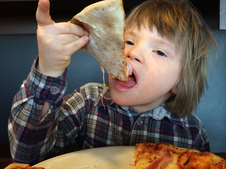 Pizza - moja miłość (fot. archiwum prywatne)