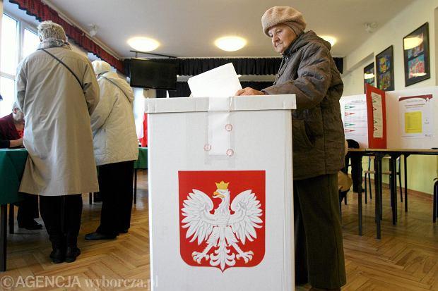 Wybory samorządowe 2018. W jakich godzinach otwarte będą lokale wyborcze?