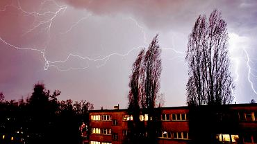 Burza nad Łodzią