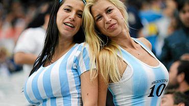 Fanki reprezentacji Argentyny