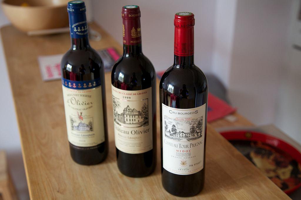 Jak poprawnie przechowywać wino?