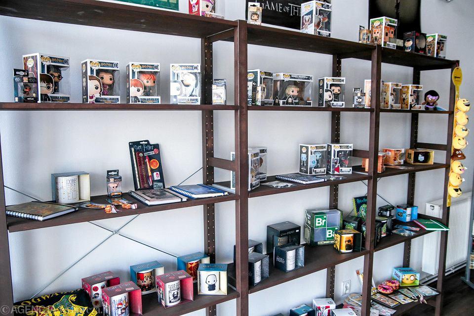 b8c7277b3d6d76 Pierwszy sklep popkulturowy w mieście. Dla fanów gier i filmów - zdjęcie nr  2