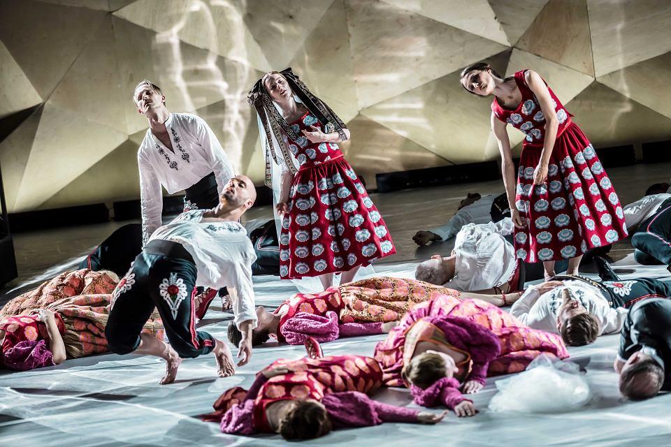 Opera 'Halka' w reżyserii Agnieszki Glińskiej