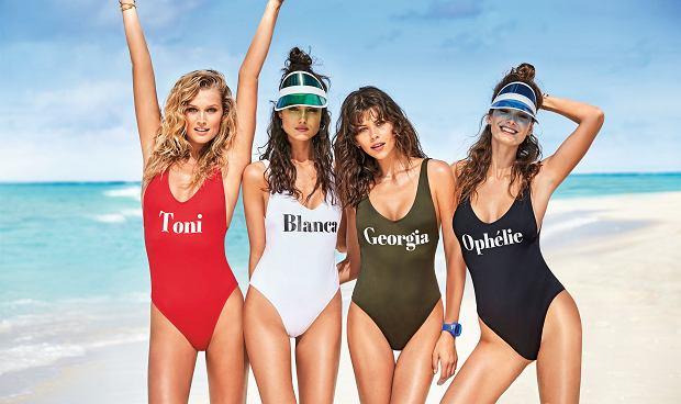 Calzedonia - kolekcja plażowa na lato 2017