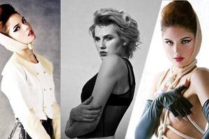 """Nowe sesje dziewczyn z """"Top model 2"""" - słodka Olga czy drapieżna Michalina?"""