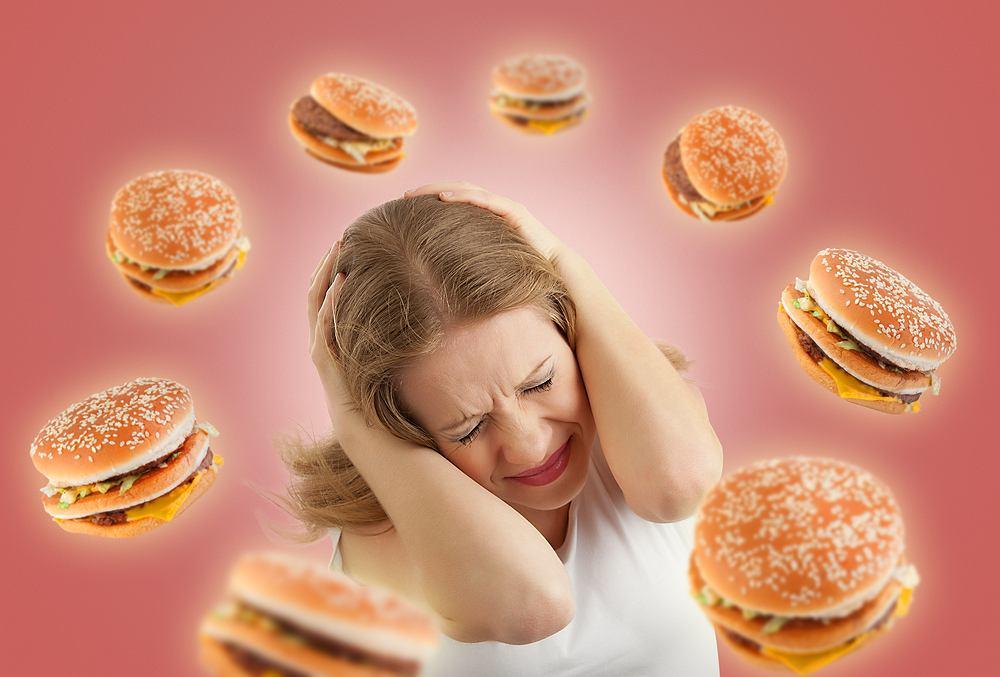 Stres a dieta.