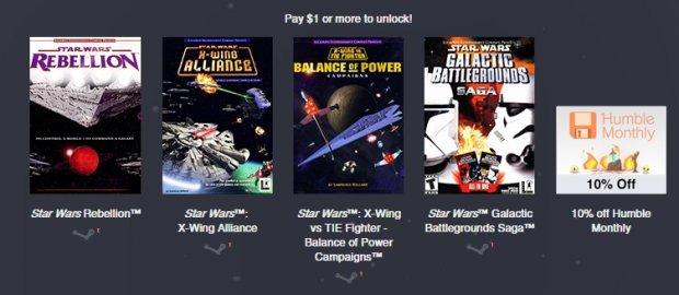 Star Wars Humble Bundle II