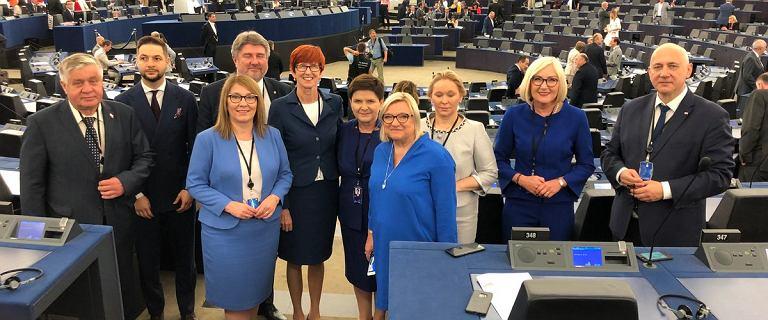 Porażka PiS w europarlamencie.  Liczyli na wiele, nie dostali prawie nic