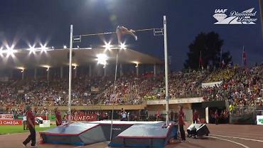 Piotr Lisek z rekordem Polski! Jako pierwszy przekroczył 6 metrów