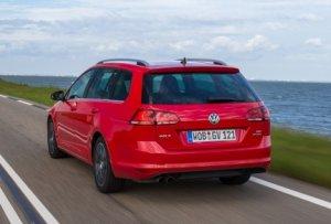 Volkswagen Golf Variant | Pierwsza jazda