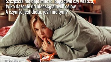 Kadr z filmu Bridget Jones