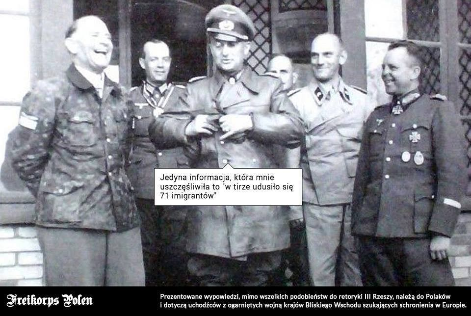 Freikorps Polen; Jarek Kubicki, Michał Michalski