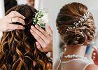 Wesele 2020: ozdoby do włosów na ślub. Jakie wybrać? Sprawdzamy najnowsze trendy!