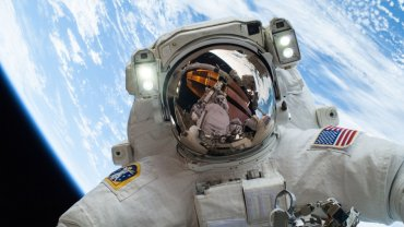 Astronauta Mike Hopkins