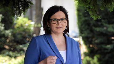 Małgorzata Sadurska, szefowa kancelarii prezydenta