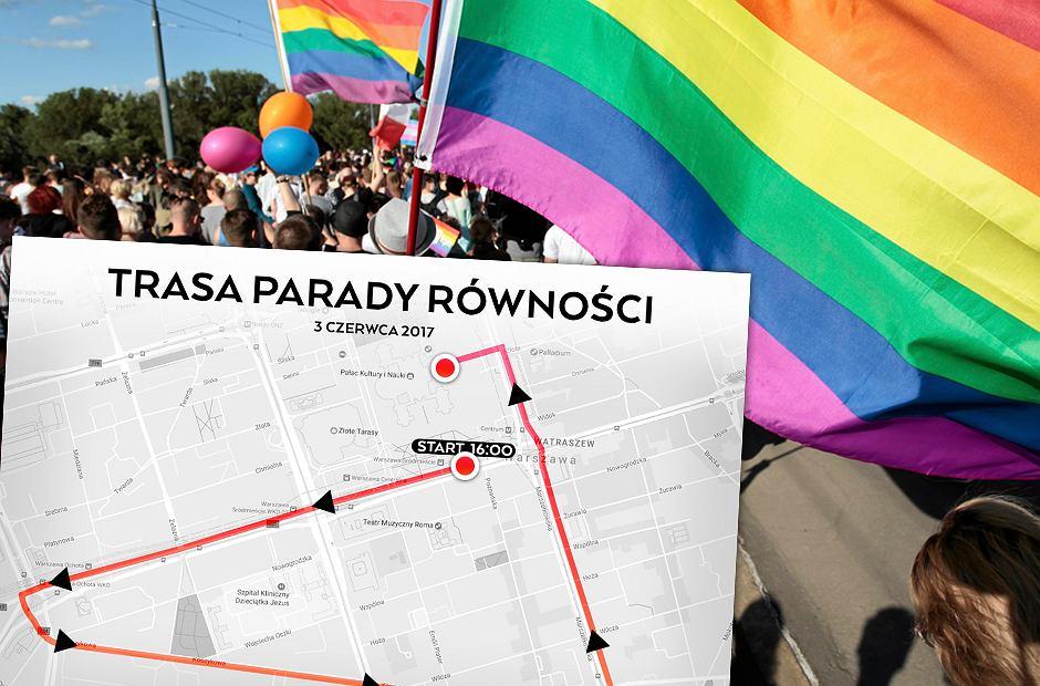 Parada Równości 2016 - zdjęcie ilustracyjne