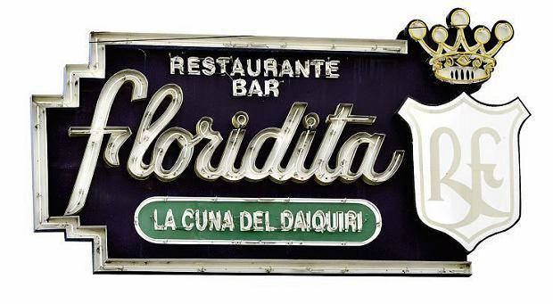 Floridita - legendarna knajpa