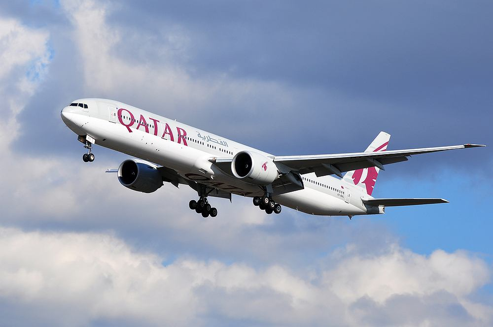 Pasażerka Qatar Airways otrzymała 28 mln dolarów australijskich odszkodowania