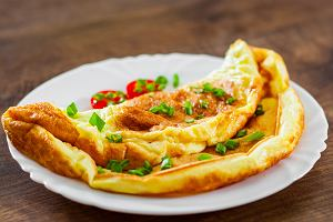 Jak zrobić idealnie puszysty omlet? Przedstawiamy kilka trików