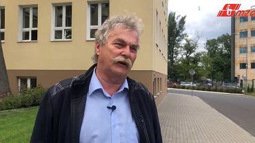 Zatrzymany kierowca autobusu Zbigniew Kogut