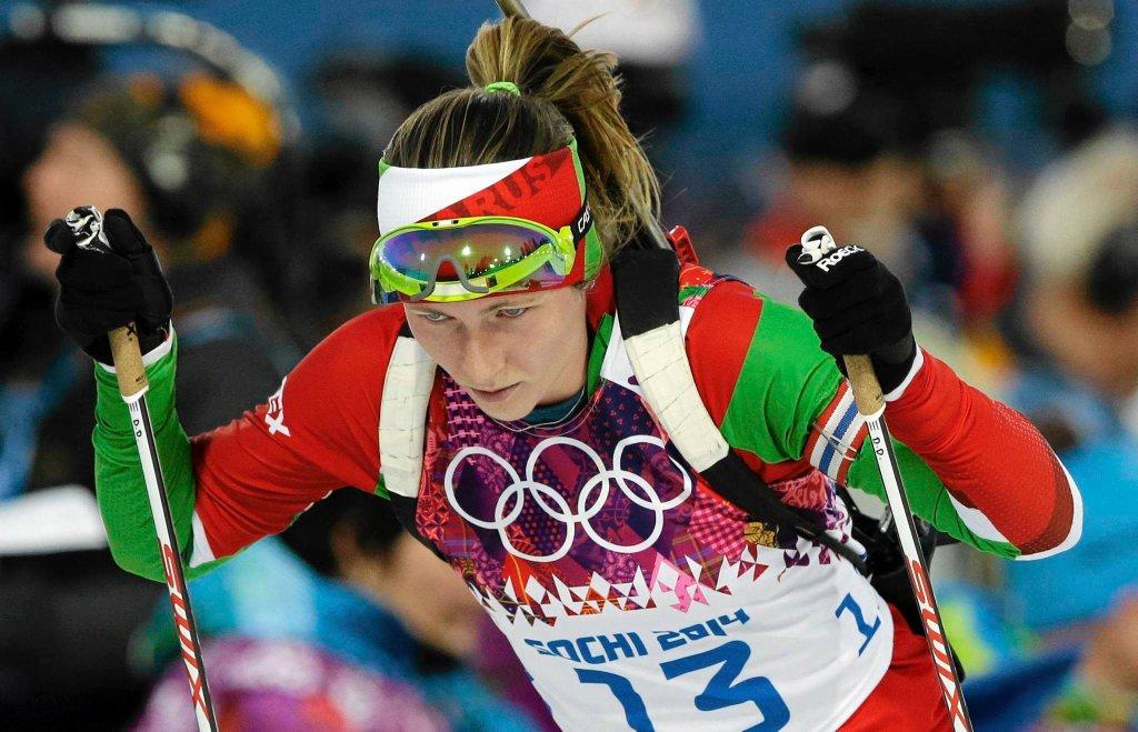 Daria Domraczewa