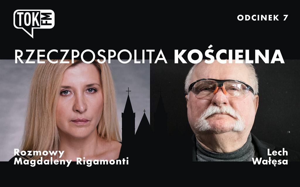 podcast 'Rzeczpospolita Kościelna', spowiedź Lecha Wałęsy