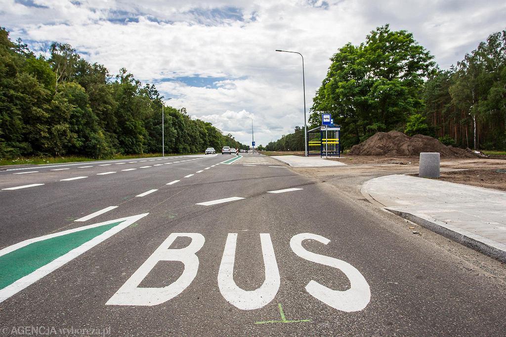 Buspas w Myślęcinku i inne elementy infrastruktury, które powstały w ramach tej inwestycji