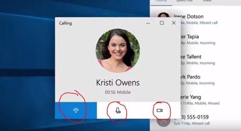 Windows 10 pozwoli odbierać połączenia na komputerze?
