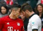 Bundesliga. Robert Lewandowski starł się z Davidem Abrahamem w meczu Bayern - Eintracht