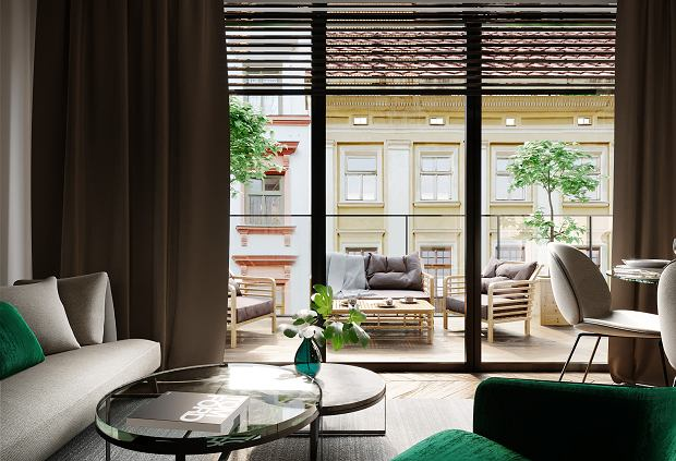 Mieszkanie w centrum Warszawy