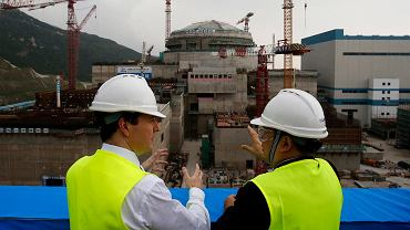 Chiny zapewniają, że nie było wycieku radioaktywnego w elektrowni jądrowej. Ale przyznały się do awarii. W tle elektrownia jądrowa Taishan