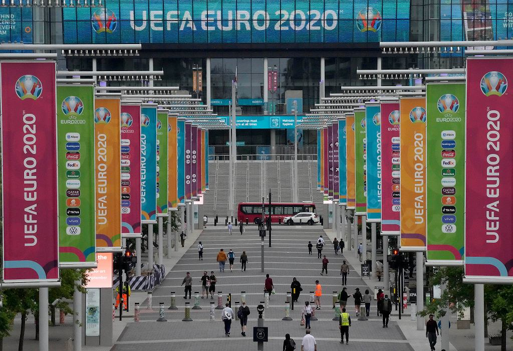 Euro 2020. Mecz Anglia - Szkocja rozegrany będzie na Wembley. Przykładowe składy drużyn