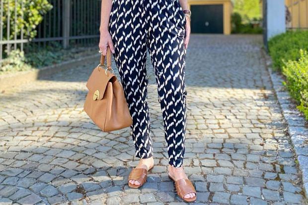 spodnie biedronka