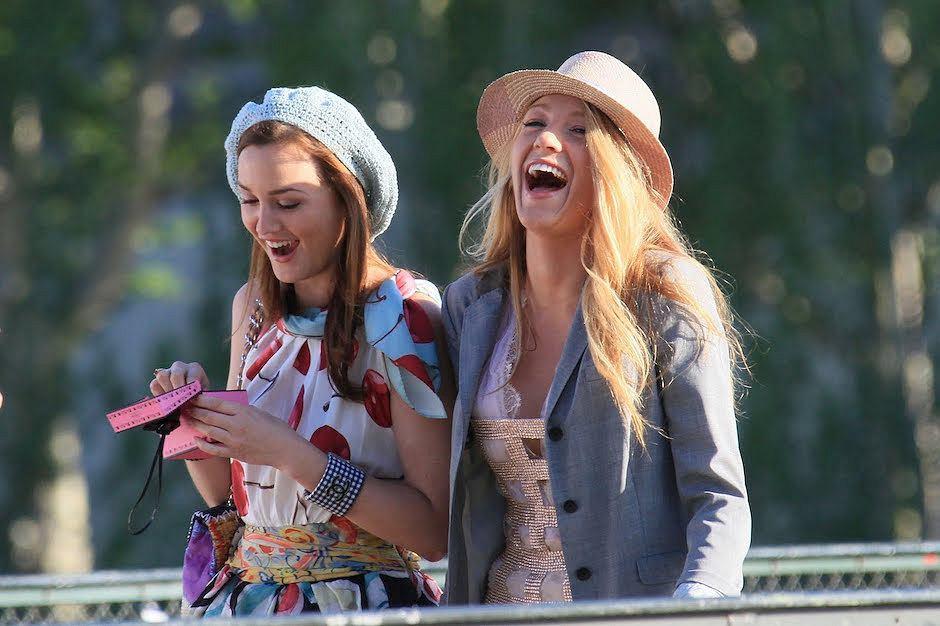 Blair i Serena: przyjaciółki i rywalki z