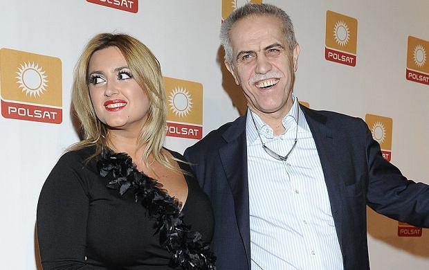Karolina Szostak i Zygmunt Solorz