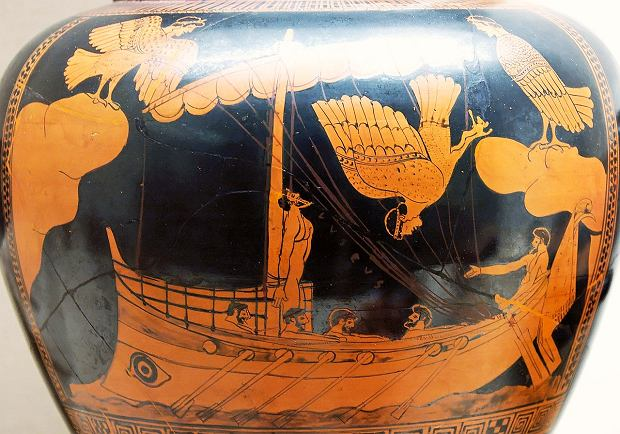 Odyseusz i Syreny