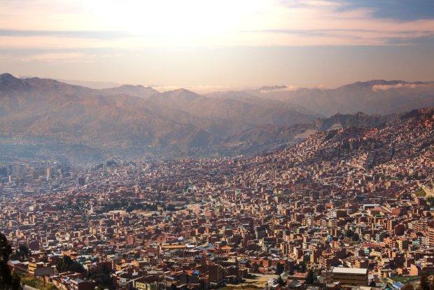 La Paz, Boliwia/ Fot. Shutterstock